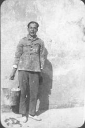 El más pequeño de todos los pintores, Antonio Sancho Montorreta