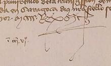 ACA, Real Cancillería, Cartas Reales, Martín I, Caja 4